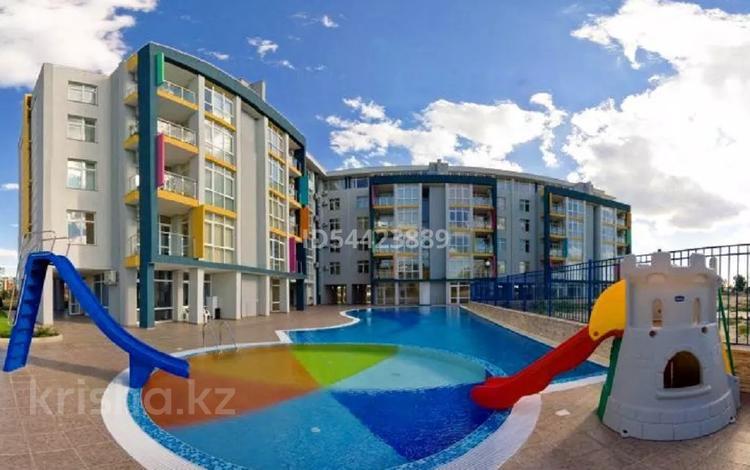 2-комнатная квартира, 65 м², 3/5 этаж, Квартал Фрегата за 16.2 млн 〒 в Солнечном береге