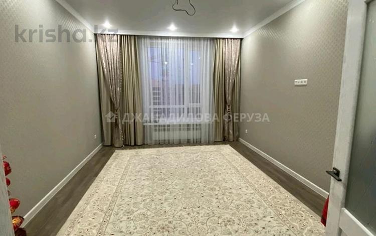 4-комнатная квартира, 107 м², 9/10 этаж, Кайыма Мухамедханова 21 за 45 млн 〒 в Нур-Султане (Астана), Есиль р-н
