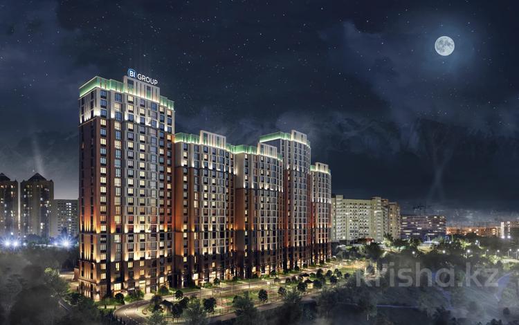 2-комнатная квартира, 73.93 м², 11/21 этаж, Варламова 33 за ~ 28.5 млн 〒 в Алматы, Алмалинский р-н