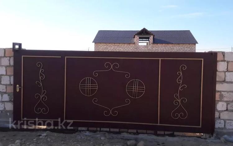 8-комнатный дом, 270 м², 1500 сот., С.Тельман 450 за 7 млн 〒 в Актау