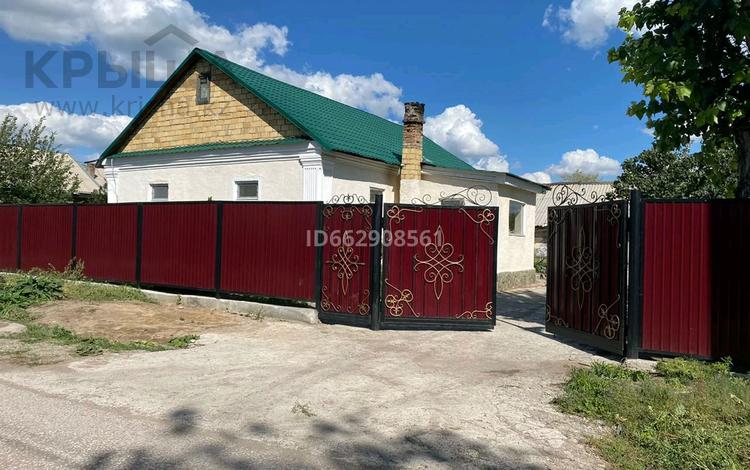 4-комнатный дом, 84 м², 12 сот., Садовая улица 22 за 14 млн 〒 в Уштобе