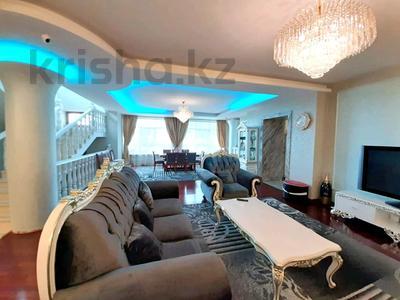 6-комнатный дом помесячно, 550 м², 12 сот., Улар — Ладушкина за 850 000 〒 в Алматы, Медеуский р-н — фото 4