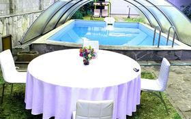 7-комнатный дом посуточно, 550 м², мкр Ремизовка, Байшешек 21 за 120 000 〒 в Алматы, Бостандыкский р-н