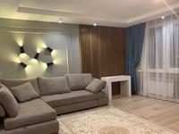 3-комнатная квартира, 120 м², 9/20 этаж посуточно, Достык 160 за 35 000 〒 в Алматы, Медеуский р-н