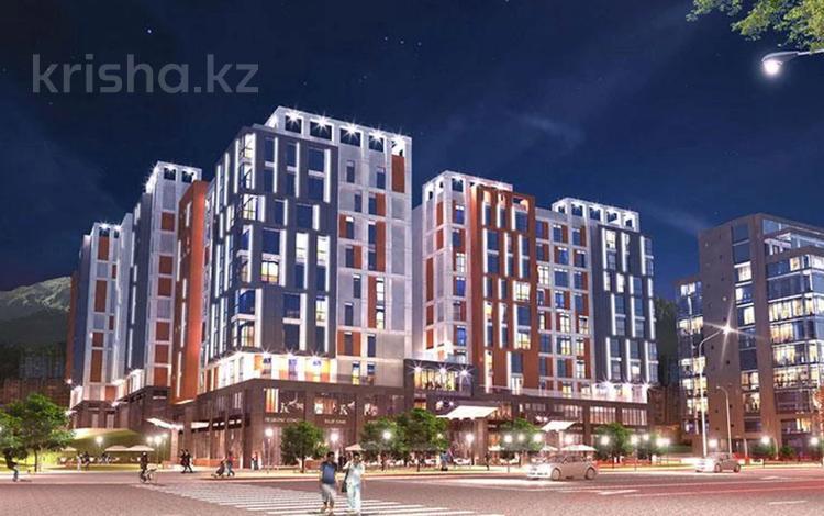3-комнатная квартира, 103.5 м², Байтурсынова 177 за ~ 54.7 млн 〒 в Алматы