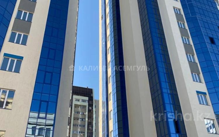 3-комнатная квартира, 108 м², 17/23 этаж, Абая 8 за 29.9 млн 〒 в Нур-Султане (Астана), Есиль р-н