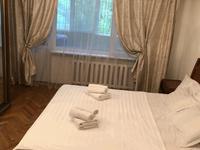 2-комнатная квартира, 50 м², 3/9 этаж посуточно, Жарокова 6 — Байкадамова за 16 000 〒 в Алматы, Бостандыкский р-н