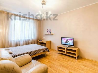 1-комнатная квартира, 32 м² посуточно, Бухар-Жырау — Алиханова за 5 000 〒 в Караганде, Казыбек би р-н