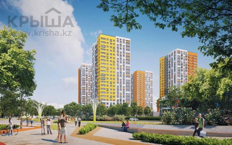 1-комнатная квартира, 38.34 м², Е-22 2 — E-51 за ~ 11.1 млн 〒 в Нур-Султане (Астана), Есиль р-н