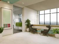 Офис площадью 89.3 м²