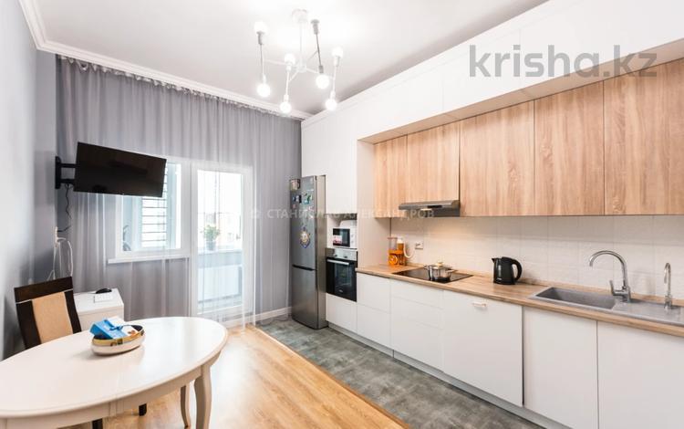 2-комнатная квартира, 62 м², 5/6 этаж, Улы Дала 6 — Сауран за 30 млн 〒 в Нур-Султане (Астана), Есиль р-н