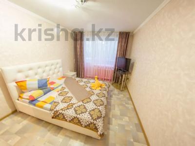 1-комнатная квартира, 35 м², 1/5 этаж посуточно, Сабита Муканова 72 — Ауэзова за 5 500 〒 в Петропавловске