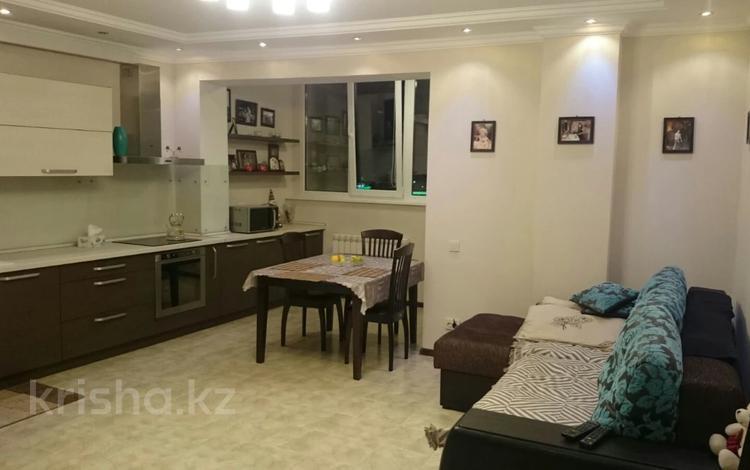 2-комнатная квартира, 70 м², Прокофьева — Шакарима за 27.5 млн 〒 в Алматы, Алмалинский р-н
