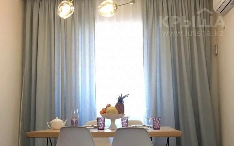2-комнатная квартира, 70 м², 5/16 этаж, Навои — Торайгырова Султанмахмуда (Фрунзе) за 37 млн 〒 в Алматы, Бостандыкский р-н