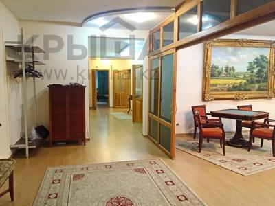5-комнатная квартира, 260 м² помесячно, Зенкова 32 — Богенбай батыра за 500 000 〒 в Алматы, Медеуский р-н — фото 5