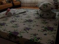 1-комнатная квартира, 55 м², 4/9 этаж посуточно, Жарбосынова 62 — Тайманова за 10 000 〒 в Атырау