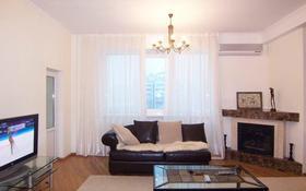 2-комнатная квартира, 90 м² помесячно, Самал-1 29 за 425 000 〒 в Алматы, Медеуский р-н
