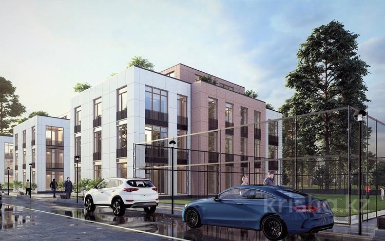 3-комнатная квартира, 111.3 м², Жангирхана за ~ 45.1 млн 〒 в Алматы, Бостандыкский р-н