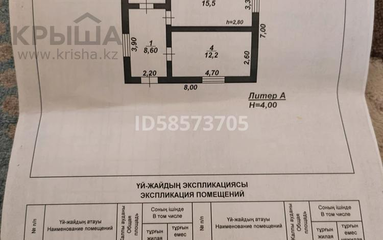Участок 8 соток, Каратауский р-н, мкр Достык за 9 млн 〒 в Шымкенте, Каратауский р-н