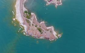 Полуостров в г. Капчагай под зону отдыха за 340 млн 〒