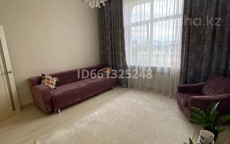 2-комнатная квартира, 55.3 м², 6/6 этаж, Калдаякова 2 за 23.5 млн 〒 в Нур-Султане (Астана), Алматы р-н