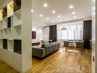 2-комнатная квартира, 70 м², 2/21 этаж посуточно, Аль Фараби 21 — Мира за 40 000 〒 в Алматы, Бостандыкский р-н
