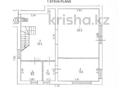 4-комнатная квартира, 237 м², 1/3 этаж, Юрмала за ~ 86.2 млн 〒 — фото 22