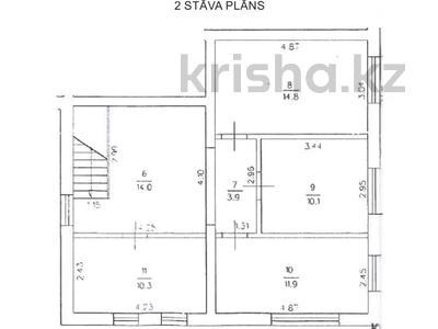 4-комнатная квартира, 237 м², 1/3 этаж, Юрмала за ~ 86.2 млн 〒 — фото 23