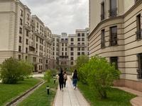 3-комнатная квартира, 136 м², 5/7 этаж помесячно, Мкр. Мирас 157/2 за 500 000 〒 в Алматы, Бостандыкский р-н