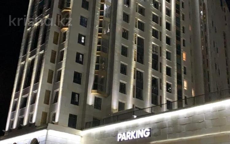 1-комнатная квартира, 54 м², 12/21 этаж, проспект Сакена Сейфуллина 574/1 — проспект Аль-Фараби за 40 млн 〒 в Алматы, Бостандыкский р-н