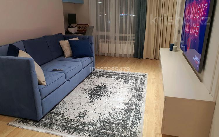 2-комнатная квартира, 55 м², 4/4 этаж, Навои 70 — Жандосова за 50 млн 〒 в Алматы, Ауэзовский р-н