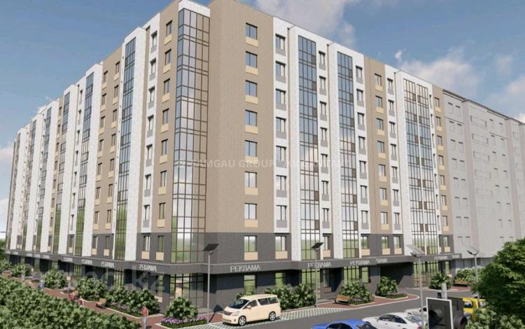 1-комнатная квартира, 38 м², 5/9 этаж, Байтурсынова за ~ 8.4 млн 〒 в Нур-Султане (Астана), Алматы р-н