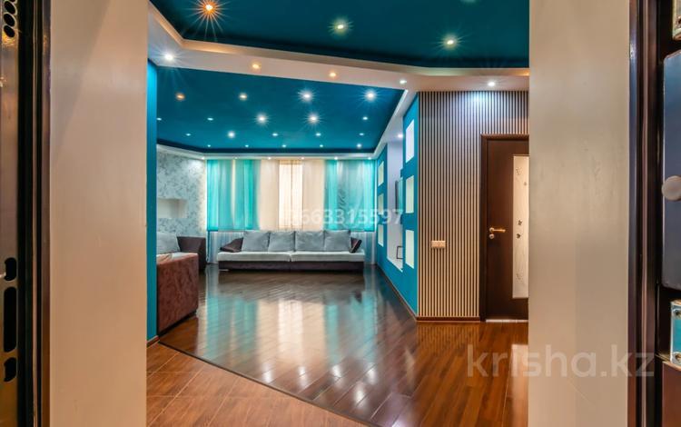 2-комнатная квартира, 100 м², 19/30 этаж посуточно, Аль-Фараби 7 — Козыбаева за 25 500 〒 в Алматы