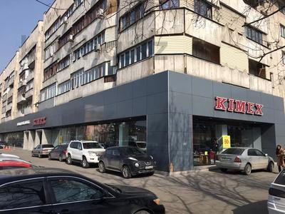 Магазин площадью 550 м², Толе би — Сейфуллина за 390 млн 〒 в Алматы, Алмалинский р-н