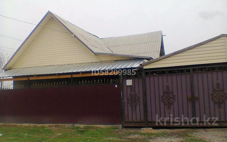 5-комнатный дом, 100 м², 6 сот., Алдабергенова 19 за 25 млн 〒 в Казцик