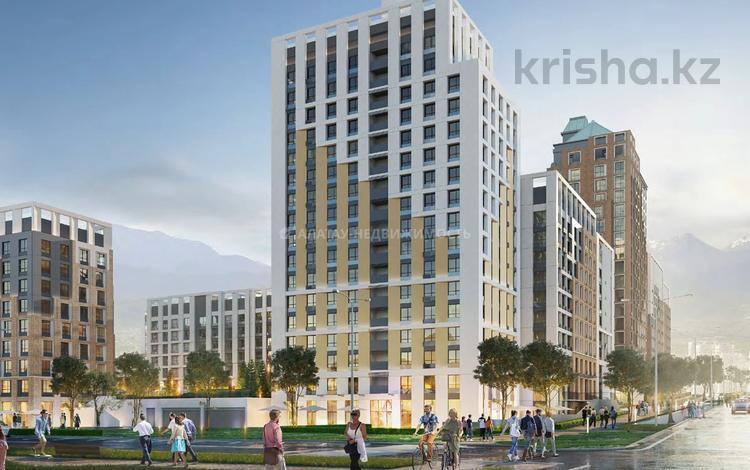 2-комнатная квартира, 68 м², 4/8 этаж, Розыбакиева 320 за 33.5 млн 〒 в Алматы, Бостандыкский р-н