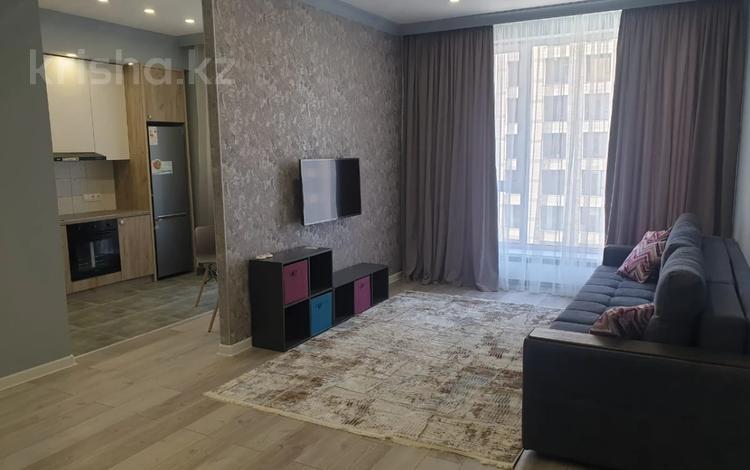 2-комнатная квартира, 64 м², 5/15 этаж, Манаса 109а за ~ 48 млн 〒 в Алматы, Алмалинский р-н