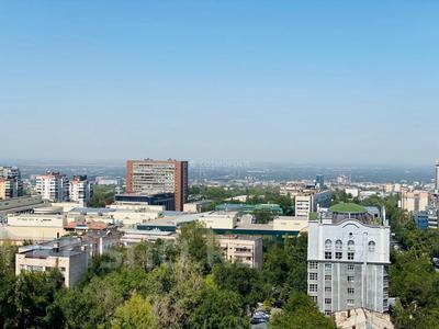4-комнатная квартира, 140 м², 13/15 этаж на длительный срок, Достык за 800 000 〒 в Алматы, Медеуский р-н