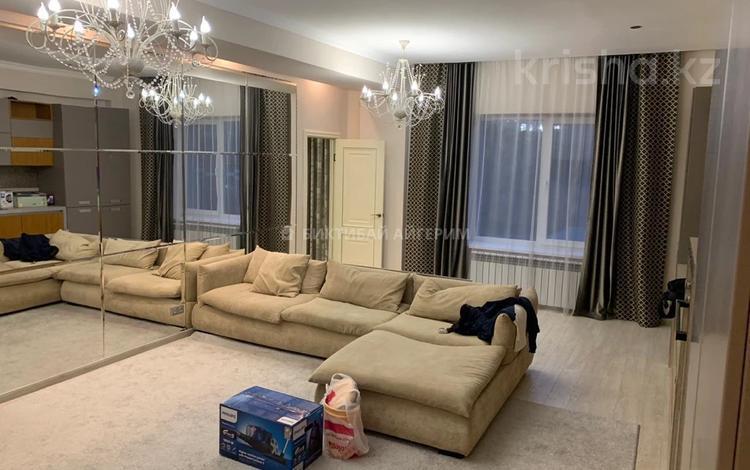 2-комнатная квартира, 80 м², 2/21 этаж, Снегина за 50 млн 〒 в Алматы, Медеуский р-н