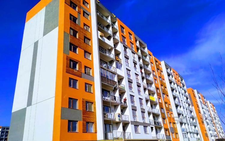 2-комнатная квартира, 58.7 м², 7/10 этаж, мкр Шугыла, Сакена Жунисова 10 за 14 млн 〒 в Алматы, Наурызбайский р-н