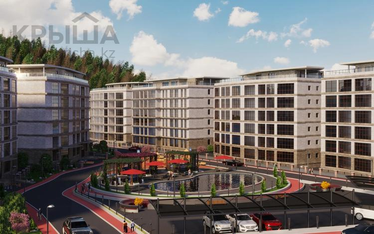 3-комнатная квартира, 106.6 м², Арайлы 12 за ~ 55.4 млн 〒 в Алматы, Бостандыкский р-н