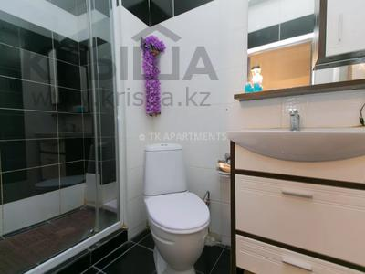 1-комнатная квартира, 45 м², 3/9 этаж посуточно, Сауран 2 — Достык за 10 000 〒 в Нур-Султане (Астана), Есиль р-н — фото 7
