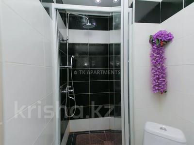 1-комнатная квартира, 45 м², 3/9 этаж посуточно, Сауран 2 — Достык за 10 000 〒 в Нур-Султане (Астана), Есиль р-н — фото 8