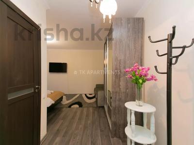 1-комнатная квартира, 45 м², 3/9 этаж посуточно, Сауран 2 — Достык за 10 000 〒 в Нур-Султане (Астана), Есиль р-н — фото 10