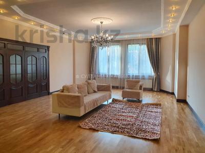 4-комнатная квартира, 212 м², 2/7 этаж помесячно, Чайковского — проспект Абая за 700 000 〒 в Алматы, Медеуский р-н — фото 12