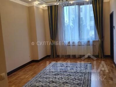4-комнатная квартира, 212 м², 2/7 этаж помесячно, Чайковского — проспект Абая за 700 000 〒 в Алматы, Медеуский р-н — фото 3