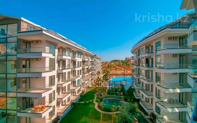 1-комнатная квартира, 35 м², 2/6 этаж, Kestel Mah. 1 за ~ 20.8 млн 〒 в Анталье