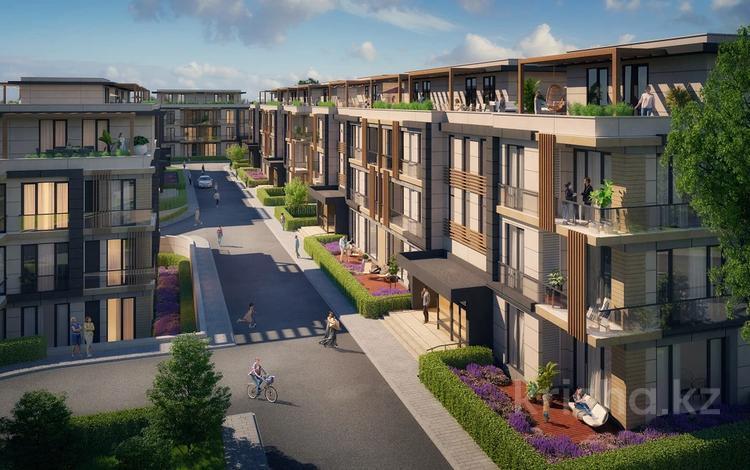 2-комнатная квартира, 89.57 м², Кажымукана 109 за ~ 67.2 млн 〒 в Алматы