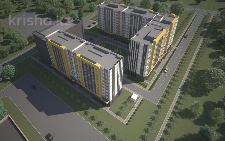 1-комнатная квартира, 33.9 м², 5/9 этаж, Е-10 — Ильяса Омарова за ~ 9.2 млн 〒 в Нур-Султане (Астана), Есиль р-н