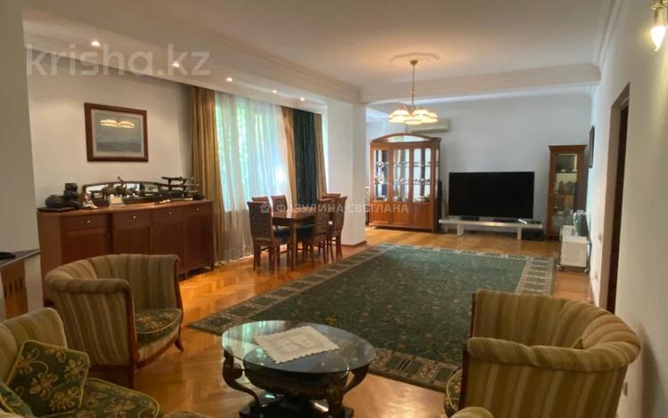 5-комнатная квартира, 230 м², 1/6 этаж, проспект Достык — Омарова за 105 млн 〒 в Алматы, Медеуский р-н